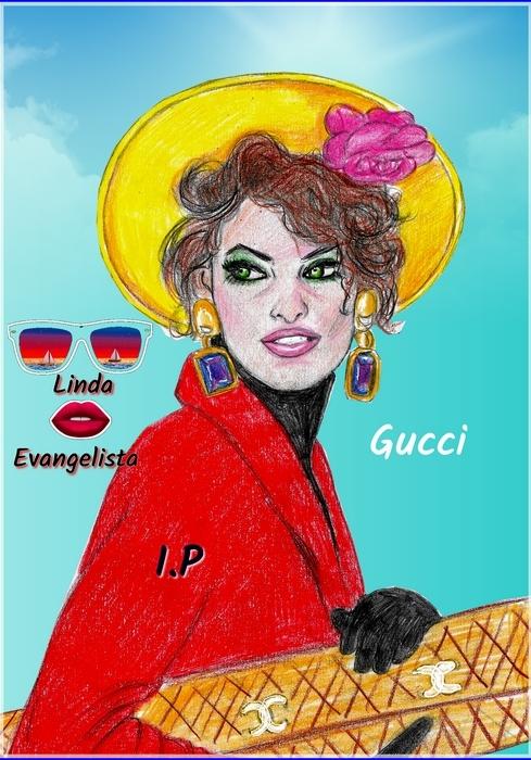Linda Evangelista by isabella1988